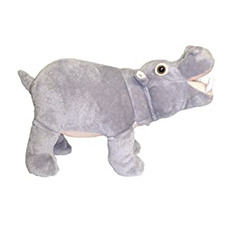 ADORE 14 Standing Farting Hippo Plush Stuffed Animal Toy by Adore Plush Company