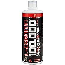 BWG L-Carnitin 100.000, trinkfertiges L-Carnitin Liquid, Muscle Line, 1er Pack (1 x 1 Liter)