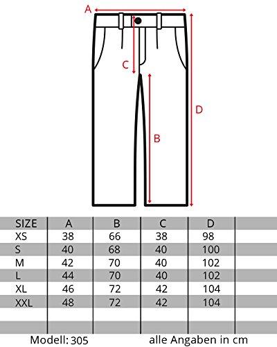EightyFive Herren Jogginghose Sweatpants Boxing Gym Freizeit Hose Jogger Zipper Gesteppt Schwarz Weiß Grau 305 Khaki