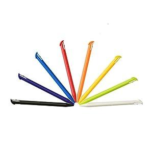 Touchscreen Eingabestifte Stylus Pen für Nintendo New 3DS XL, 8-er Set