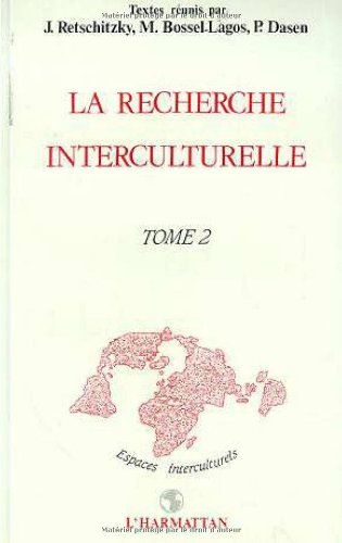 Recherches interculturelles. : tome 2