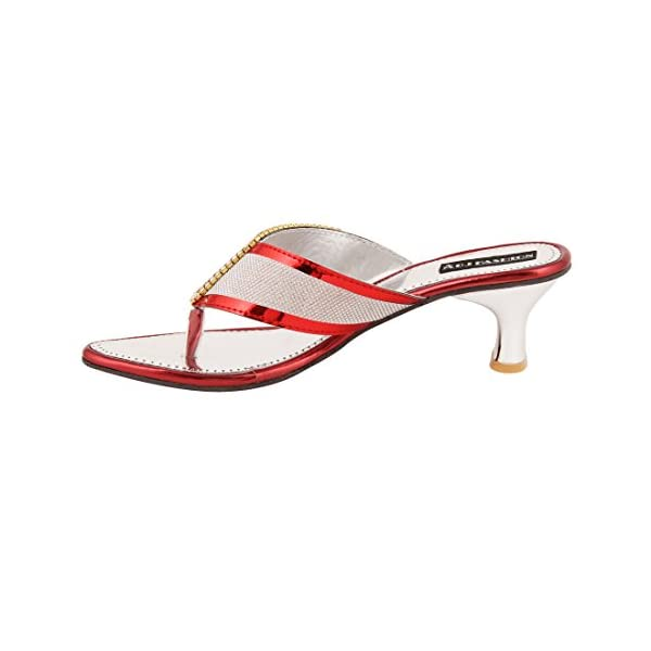 ABJ Fashion Women's Casual Kitten Heel