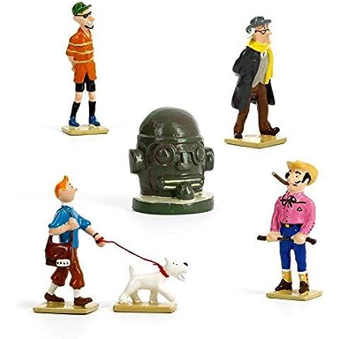 Tintin Pixi 46249 Mini-serie figurines album Vol 414 pour Sydney