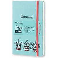 Moleskine Toy Story Limited Edition Light Blue Large Plain