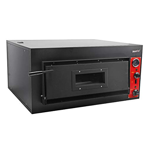 Imettos – forno per pizza Single Deck camera Dimensioni: 610 (L) x 140 (H) x 610 (P)...