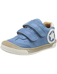 Bisgaard Unisex-Kinder Klettschuhe Sneaker