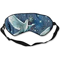 Eye Mask Eyeshade Fantasy Peace Dove Sleep Mask Blindfold Eyepatch Adjustable Head Strap preisvergleich bei billige-tabletten.eu