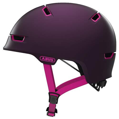 Abus Scraper 3.0 ACE Helmet Magenta Berry Kopfumfang M| 54-58cm 2019 Fahrradhelm