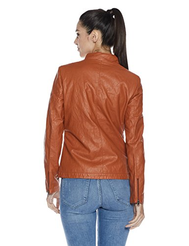 Qube By Fort Collins Women's Jacket (1001_Tan _M)
