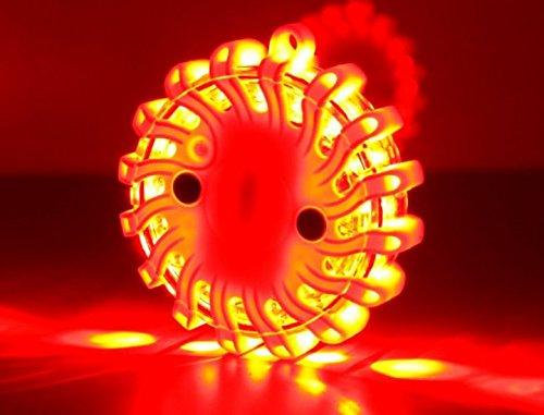 Synergy 21 nb00104 lumière d'avertissement LED, plastique, rouge,