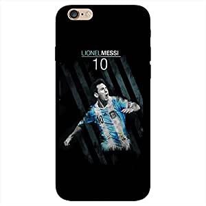 Mobo Monkey Designer Printed Back Case Cover for Apple iPhone 5 (Lionel Messi :: Soccer :: Messi :: Football :: Argentina)