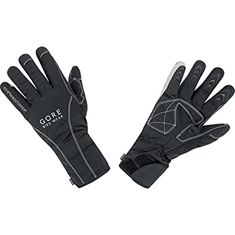 GORE BIKE Wear Herren Thermo-Rennradhandschuhe, PrimaLoft Isolation, GORE WINDSTOPPER, ROAD