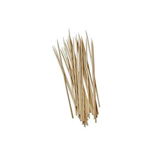 Générique 1000 BROCHETTES Bambou 15CM