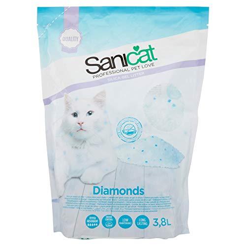 TOLSA D-10250 Sanicat Diamond Sílice Gel - 3.8 L