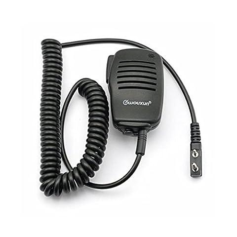 Wouxun Walkie Talkie Original Remote Speaker Microphone for KG-UVD1P UV6D
