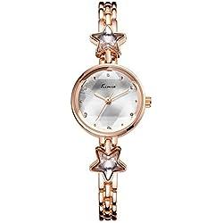 fashion ladies watch waterproof/Simple trend decorative Bracelet Watch-B