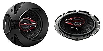 Pioneer TS-R1750S 250W 17cm 3 Way Coaxial Speakers