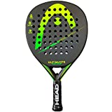 HEAD Ultimate Power 2 Raquette de Padel Vert/Jaune