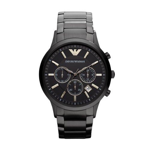 Emporio Armani Herren Chronograph Armband Uhr AR2453