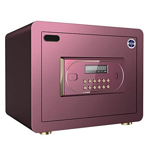 JCJ-Shop Cajas Fuertes Ocultas para El Hogar, con Pantalla HD y Luz LED Incorporada, Adecuado para Hotel/Oficina...