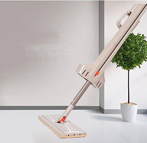 Limpiador plano del hogar de la fregona lavado libre de la mano que limpia las fuentes de limpieza