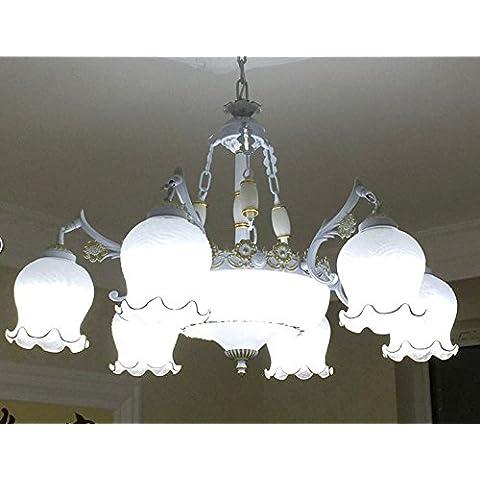 Las luces del techo SyrRcr candelabros Continental Salón ambiente luminoso dormitorio con jardín minimalista restaurante mediterráneo Estudio Arañas Arañas ,5 Artes Creativas y versión