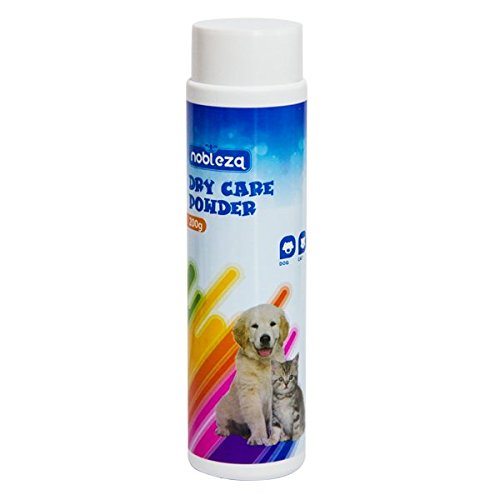 Polvos desodorantes para olores de gatos y perros Nobleza, contenido 2
