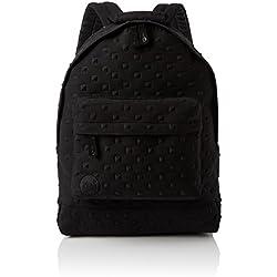 Mi-Pac Premium, Mochila Tipo Casual, 41 cm, 17 Litros, Jersey P Black