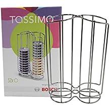 Bosch cafetera Tassimo T-soporte para disco. Soporte para café. Parte original número