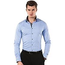 Vb–camicia da uomo Body Fit (stretch, taglio a evidenziare il contorno) controllare