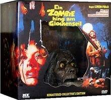 Preisvergleich Produktbild Ein Zombie hing am Glockenseil [Limited Edition 500 Stück ] Collector`s Edition inkl. Statue / Grabstein - DVD