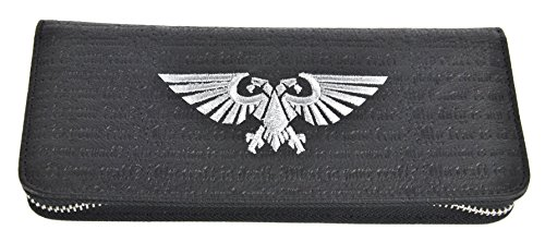 Warhammer Federmäppchen 40,000 - Pledge Half Moon Zip