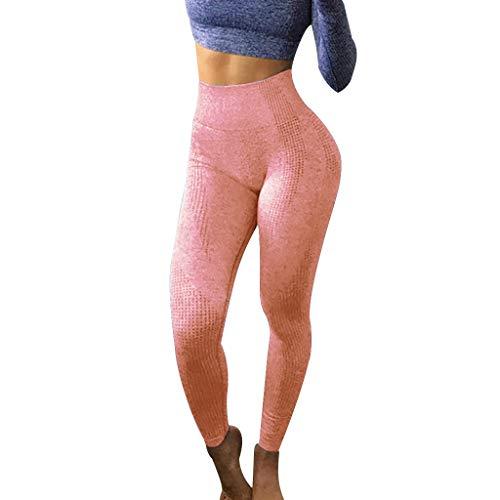 JKLEUTRW Yoga Pants Damen Sexy Frauen Hüften Nahtlose Jacquard Hohe Taille Schnell Kompression Shorts Fitness Sport Yoga Hosen Atmungsaktive Endurance Training Laufhose Capri Sportswear (Kompression Shorts Männer Kleine)