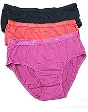 DAISY DEE Petals Plain Panty (Pack of 3)