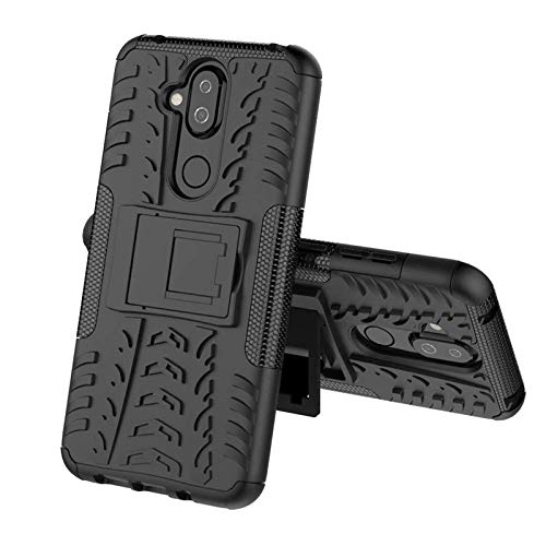 SmartLike Armor Back Cover for Nokia 8.1 (Nokia X7)