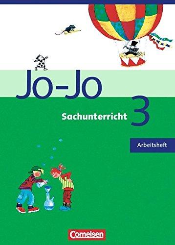 Jo-Jo Sachunterricht - Allgemeine Ausgabe / 3. Schuljahr - Arbeitsheft,