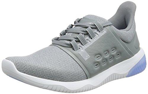 Asics Gel-kenun Lyte MX, Zapatillas de Entrenamiento para Mujer, Gris Stone Grey 020, 42 EU