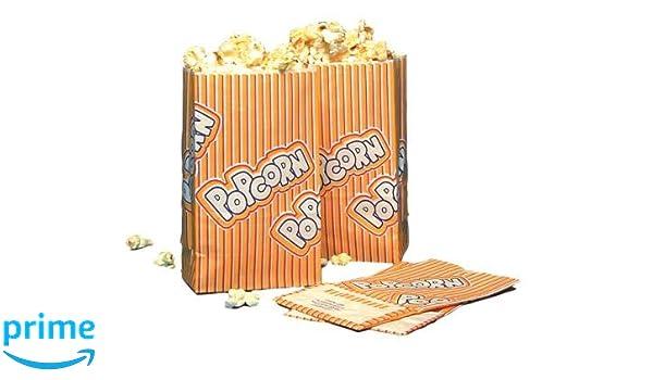 Popcorntüten Warmhaltetüte 100-1000 Stück Popcorn Beutel Neu Top Angebot