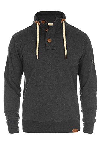 SOLID TripTroyer Herren Sweatshirt Stehkragen