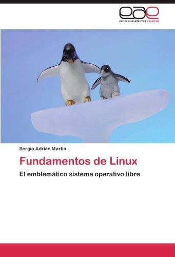 Fundamentos de Linux por Martin Sergio Adrián