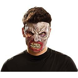 My Other Me Máscara zombi hambriento (Viving Costumes 202346)
