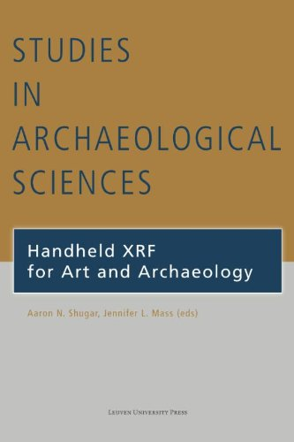 Handheld XRF for Art and Archaeology (Studies in Archaeological Sciences)