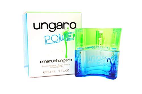 Emanuel Ungaro Power, Eau de Toilette pour homme, spray per lui, 30ml [versione inglese]