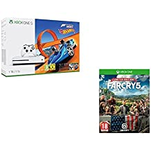 Xbox One S 1To Forza Horizon 3 + Hot Wheels + Far Cry 5 Edition Exclusive Amazon