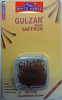White Horse Saffron 1.5 gm (0.5 gm Pack of 3) 100% Pure Natural Genuine