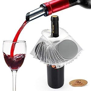 Bec verseur vin