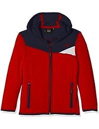 CMP Power Stretch para Joven, Todo el año, niño, Color Rojo (Ferrari