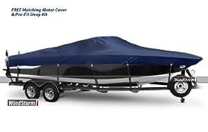 Eevelle WSINFB1374 Red WindStorm Semi-Custom Boot Abdeckung durch EevelleBlunt Nose Schlauchboote Hergestellt