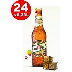 24 x San Miguel Especial 5,4% vol. 0,33l