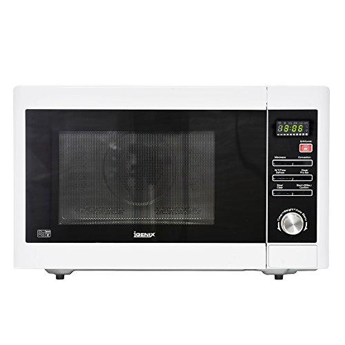 Igenix IG3093 30 Litre Family Size Digital Microwave White